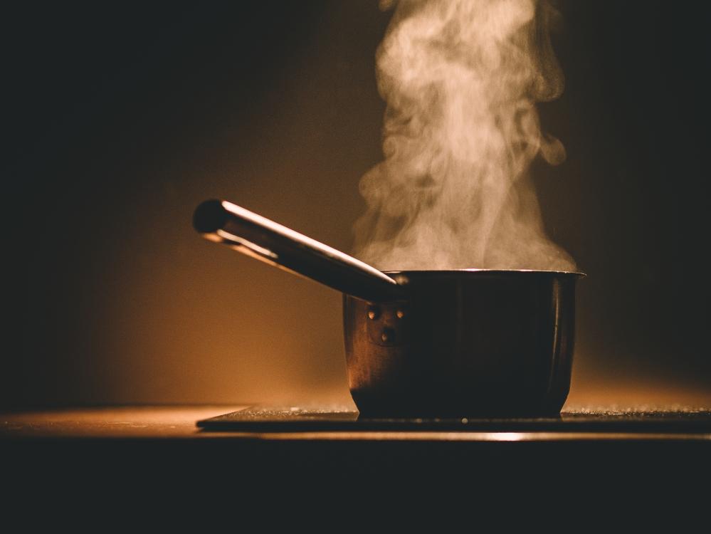 A sopa de Sara: uma comida impossível. Foto do banco de imagens Pexels