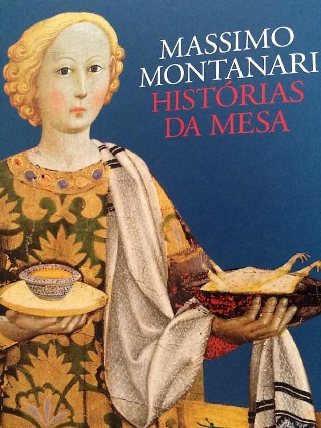 Histórias da Mesa, Massimo Montanari (Estação Liberdade)