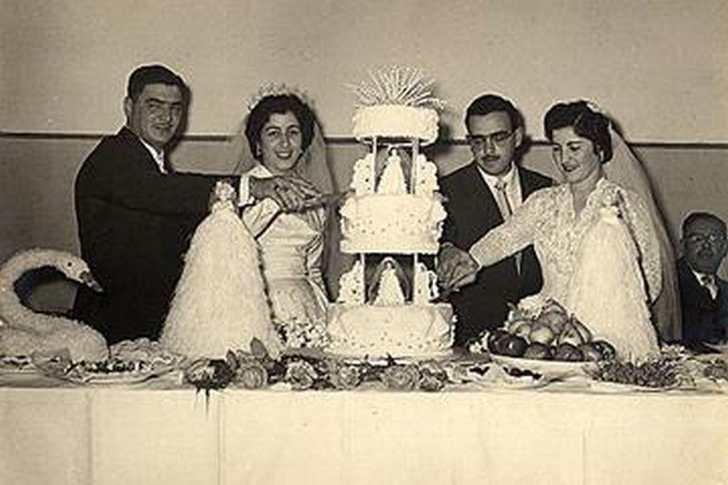 bolo_Josef e Farizi (irmã de Isabelle) e Aparecido e Isabelle