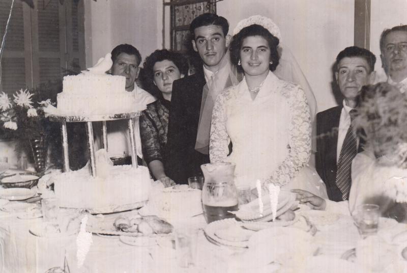 bolo_Victor e Josefina_1954